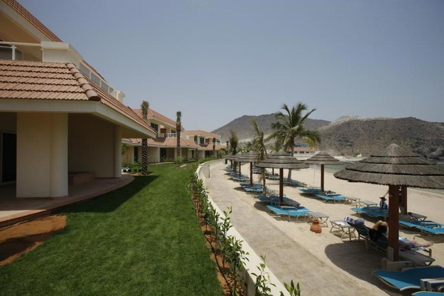 Oceanic Khorfakkan Resort & Spa (fotografie 5)