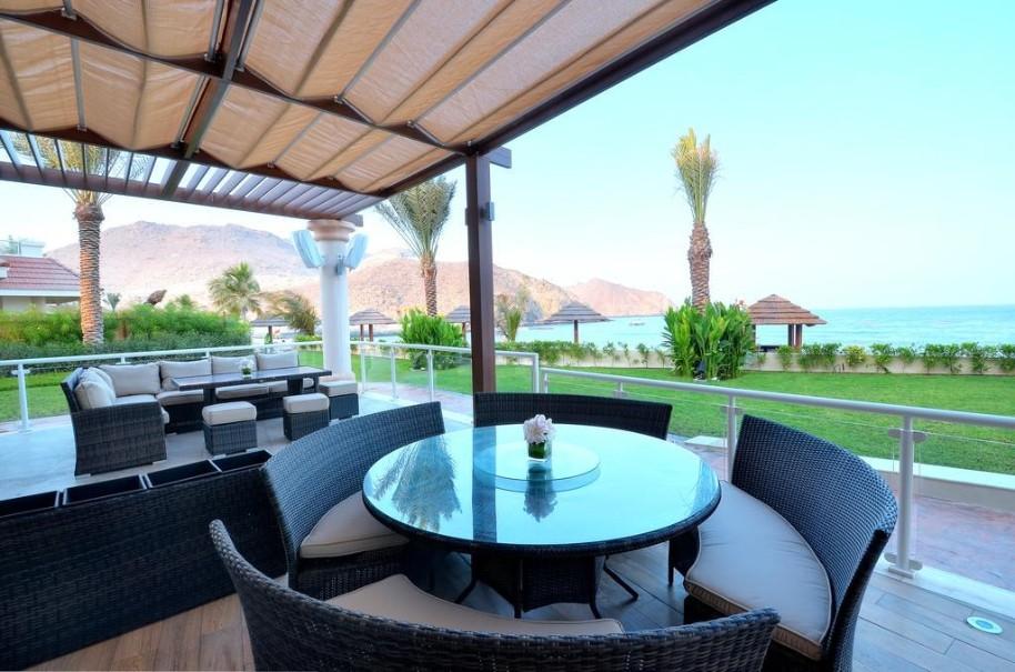 Oceanic Khorfakkan Resort & Spa (fotografie 7)
