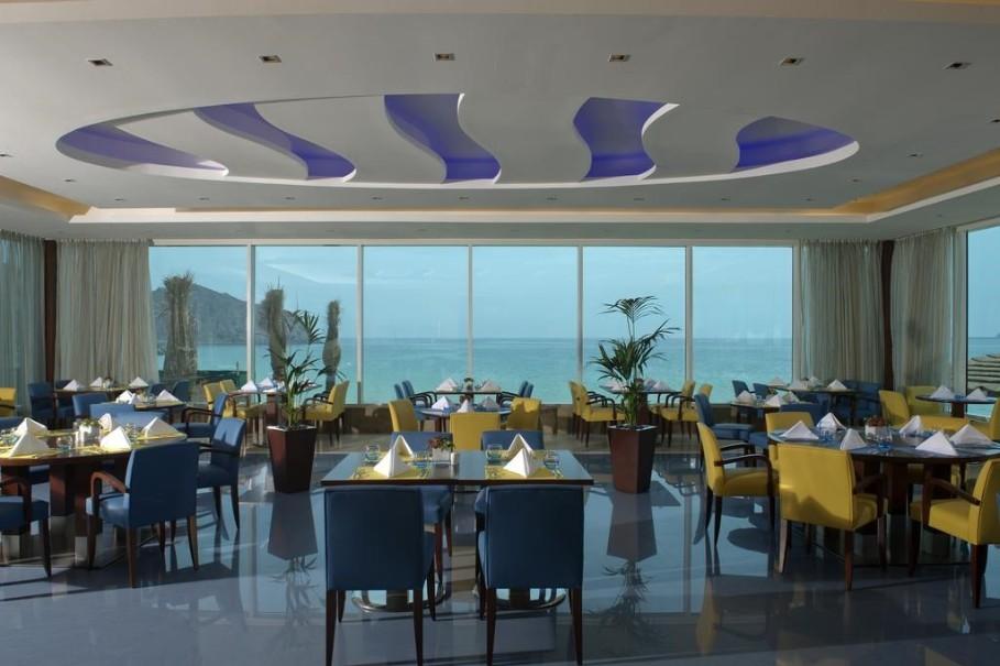 Oceanic Khorfakkan Resort & Spa (fotografie 10)