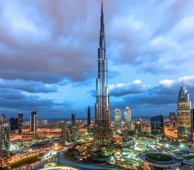 Zážitky z Dubaje s koupáním –Akce Senior 50+