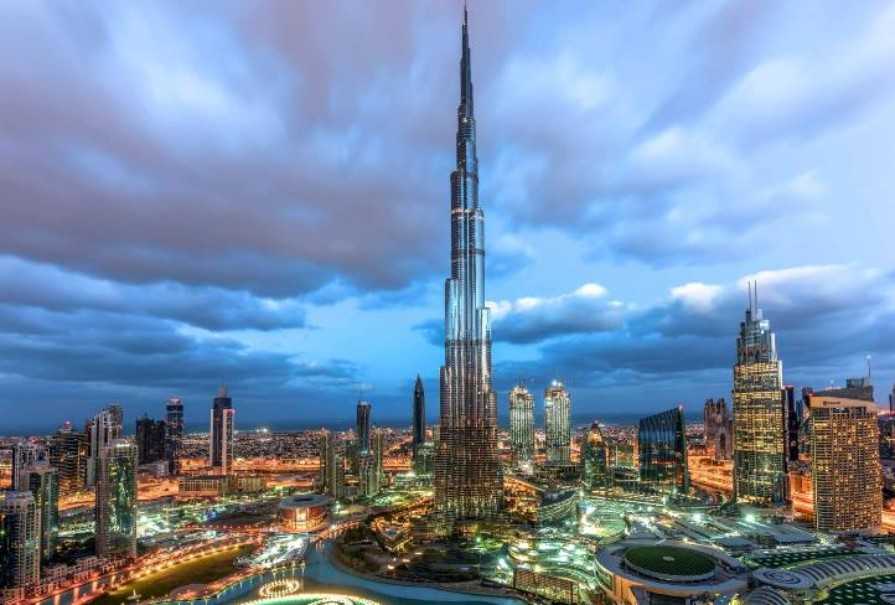 Perly Emirátů s koupáním - akce senior 50+ (fotografie 12)