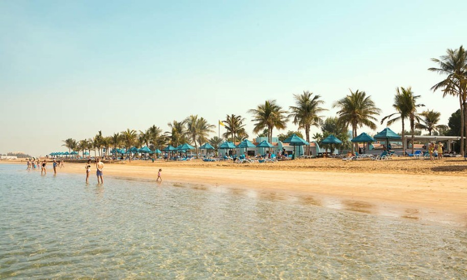 Hotel Smartline Ras Al Khaimah Beach Resort (fotografie 5)