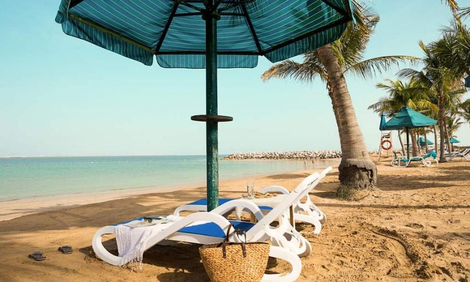 Hotel Smartline Ras Al Khaimah Beach Resort (fotografie 2)