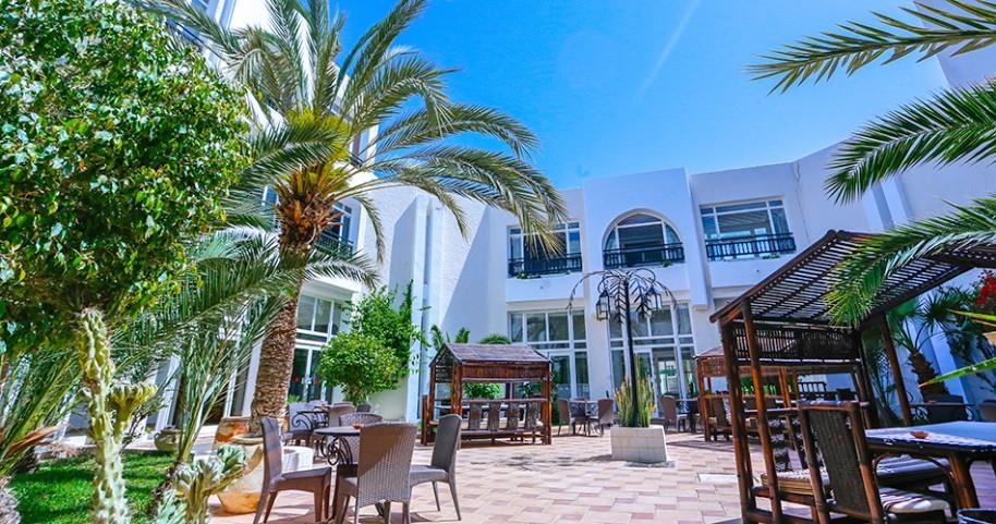 Hotel Aljazira Beach & Spa (fotografie 11)