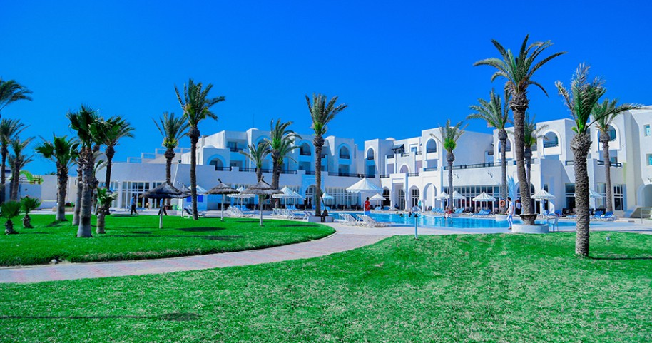 Hotel Aljazira Beach & Spa (fotografie 12)