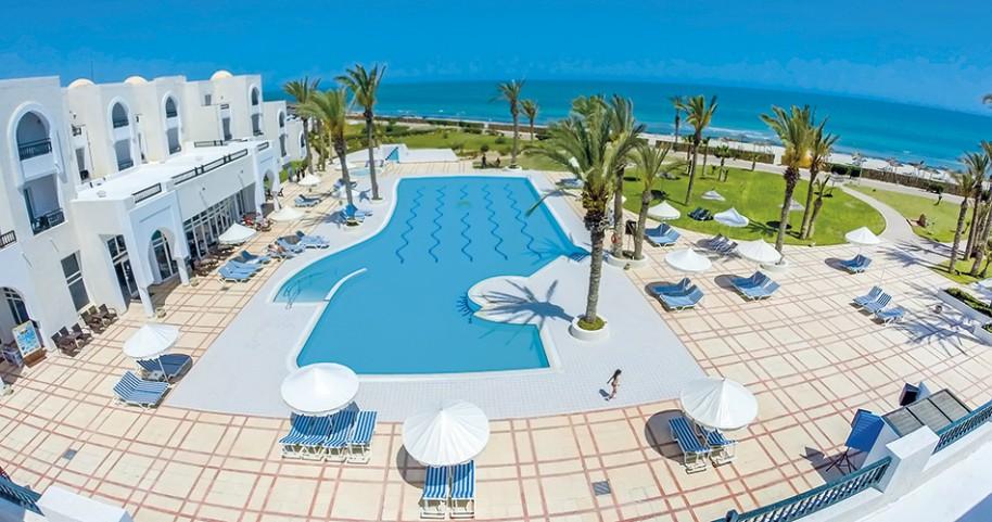 Hotel Aljazira Beach & Spa (fotografie 5)