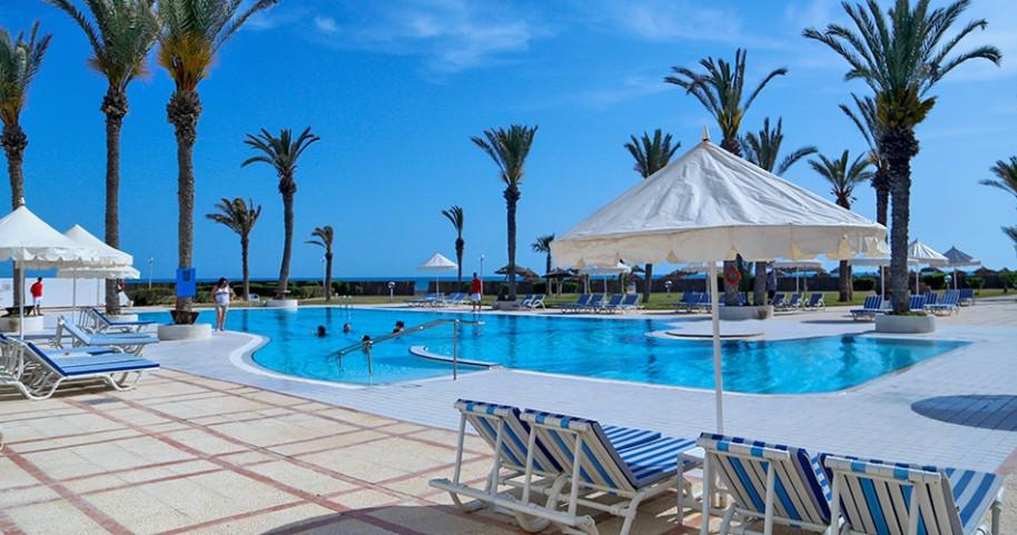 Hotel Aljazira Beach & Spa (fotografie 18)