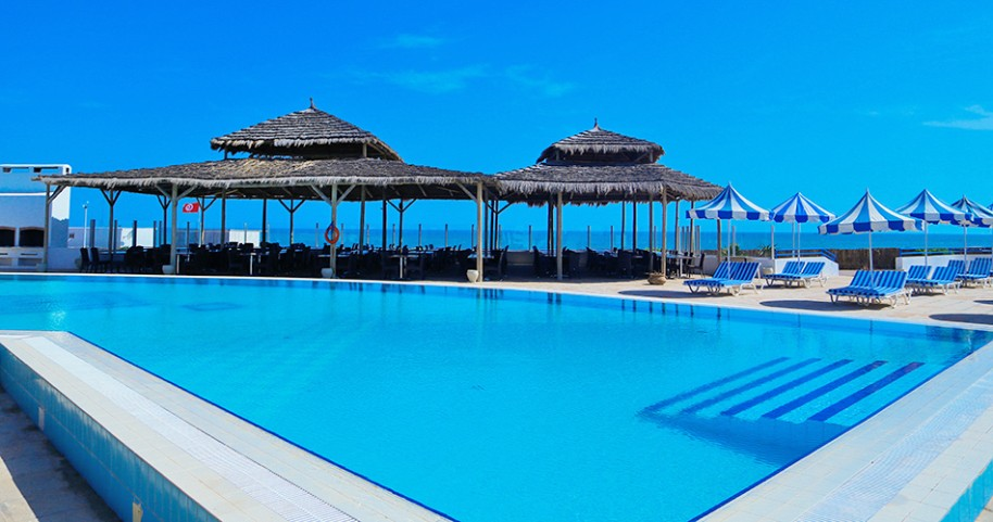 Hotel Aljazira Beach & Spa (fotografie 19)