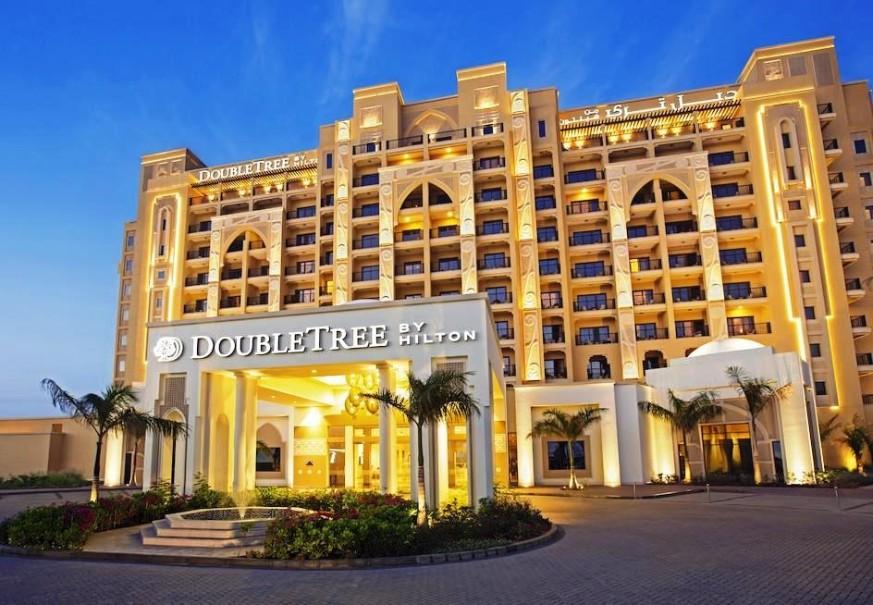 Doubletree By Hilton Hotel Resort & Spa Marjan Island (fotografie 1)