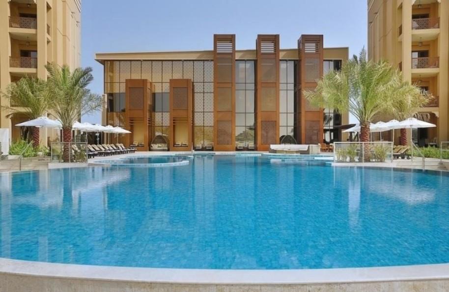 Doubletree By Hilton Hotel Resort & Spa Marjan Island (fotografie 2)