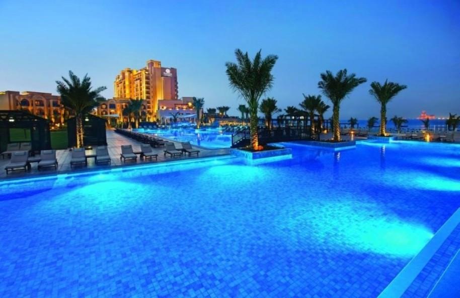 Doubletree By Hilton Hotel Resort & Spa Marjan Island (fotografie 5)