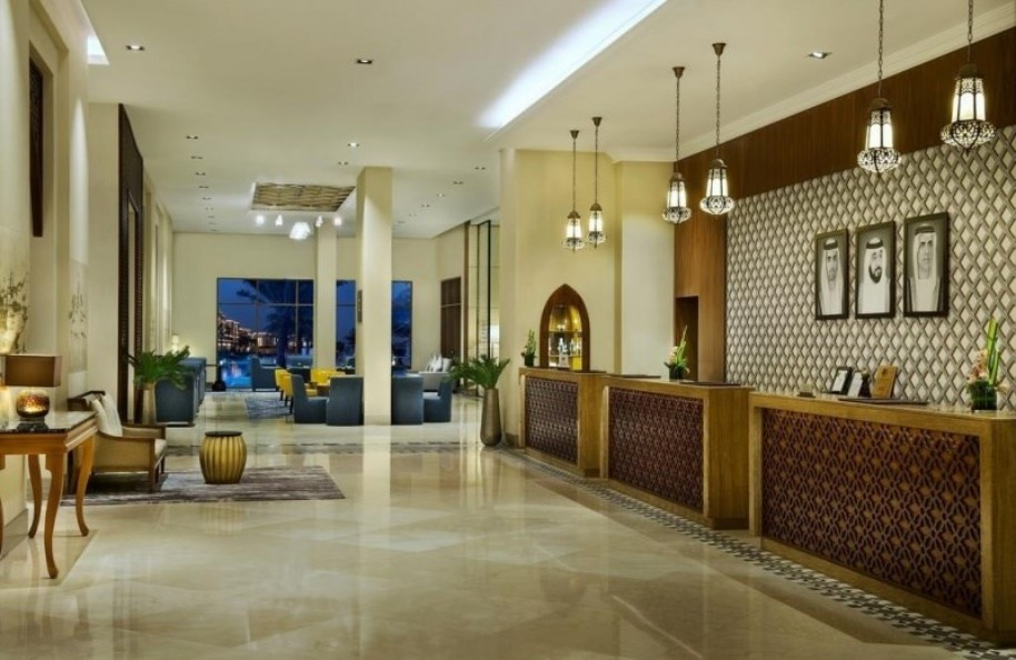 Doubletree By Hilton Hotel Resort & Spa Marjan Island (fotografie 9)