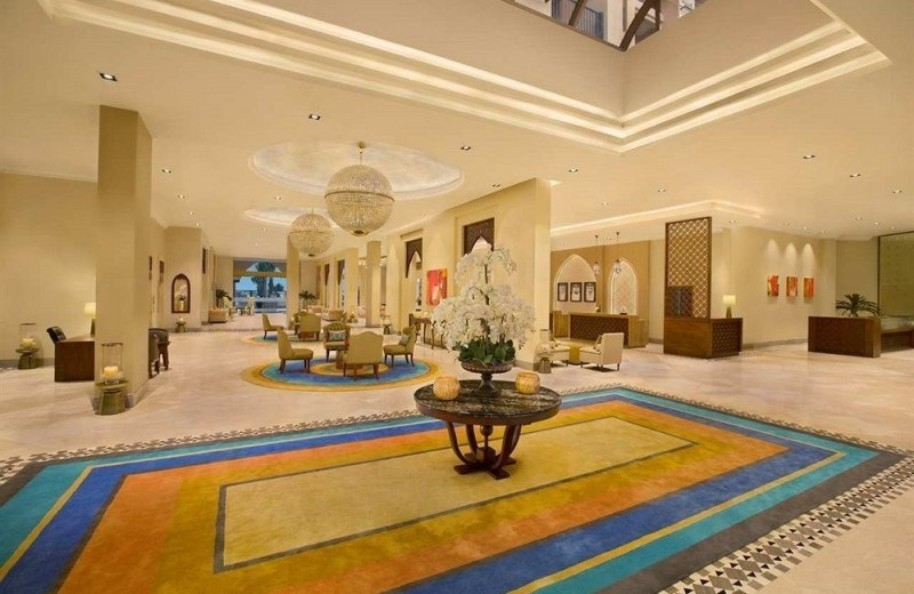 Doubletree By Hilton Hotel Resort & Spa Marjan Island (fotografie 11)