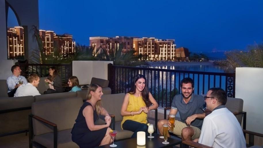 Doubletree By Hilton Hotel Resort & Spa Marjan Island (fotografie 14)