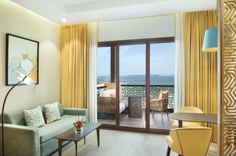 Doubletree By Hilton Hotel Resort & Spa Marjan Island (fotografie 24)