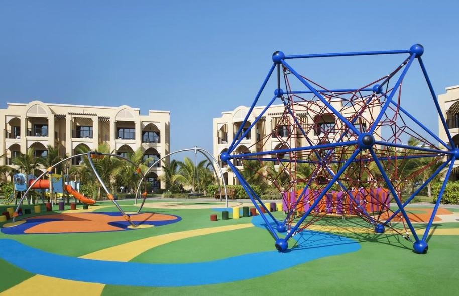Doubletree By Hilton Hotel Resort & Spa Marjan Island (fotografie 34)