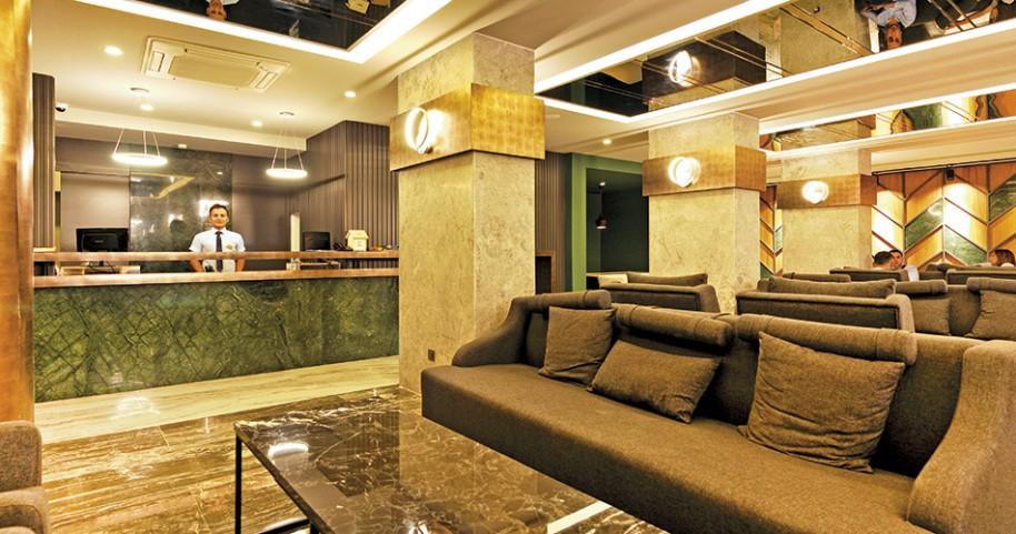 Oba Star Hotel & Spa (fotografie 4)