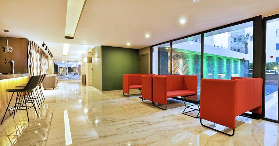 Oba Star Hotel & Spa (fotografie 5)