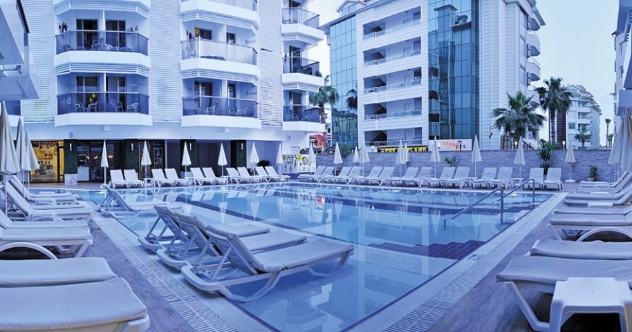 Oba Star Hotel & Spa (fotografie 1)