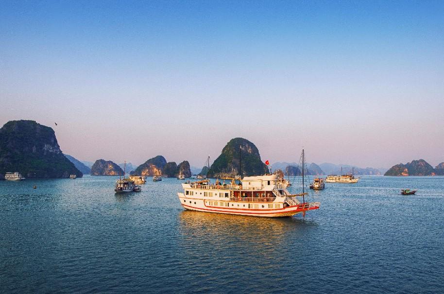 Vietnamem od severu k jihu (fotografie 4)