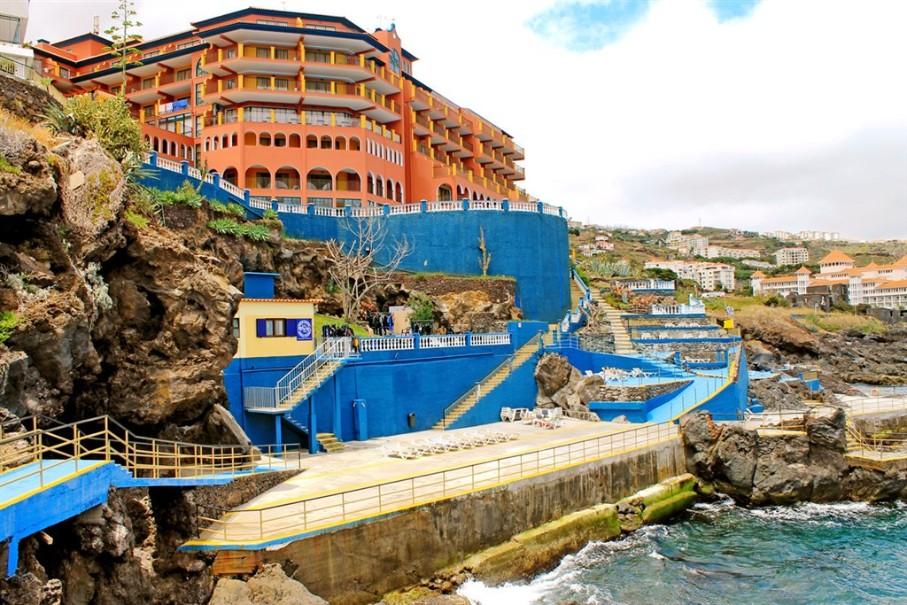 Hotelový komplex Rocamar/Royal Orchid (fotografie 11)