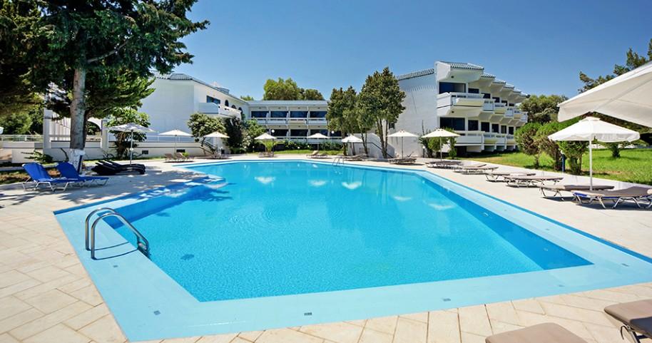 Hotel Larisa Boutique & Resort (fotografie 1)