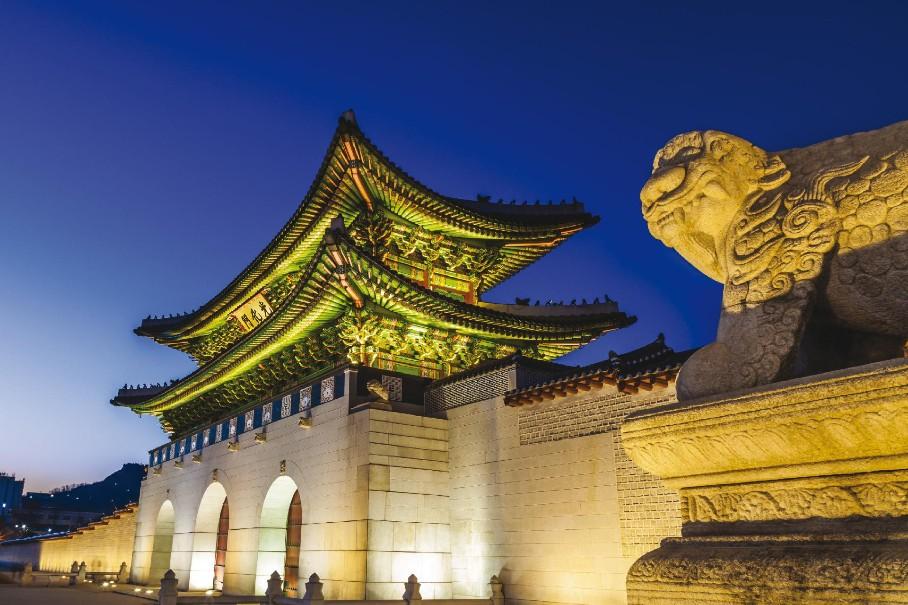 Okruh Jižní Koreou (fotografie 9)