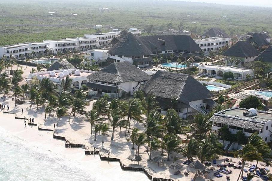 Hotel Jacaranda Beach Resort (fotografie 1)