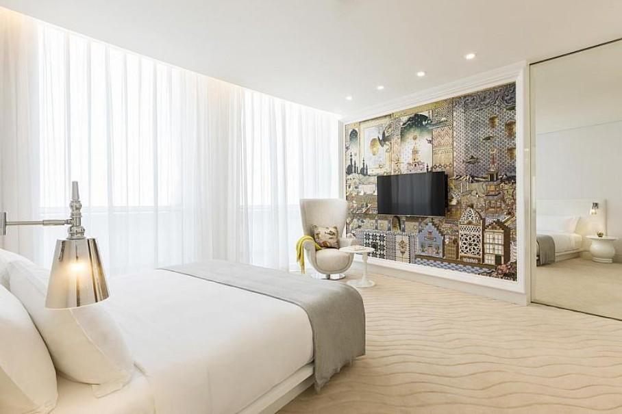 Hotel Mondrian Doha (fotografie 29)