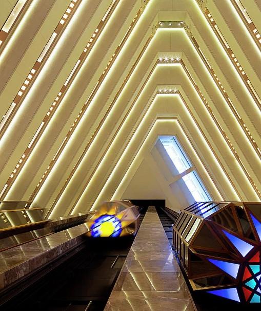 Sheraton Grand Hotel (fotografie 20)