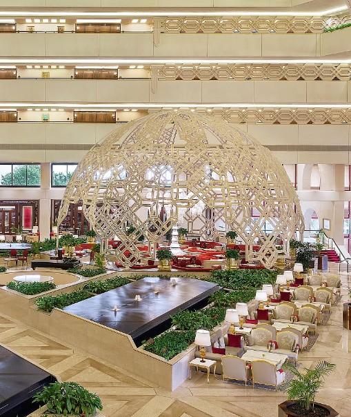 Sheraton Grand Hotel (fotografie 15)