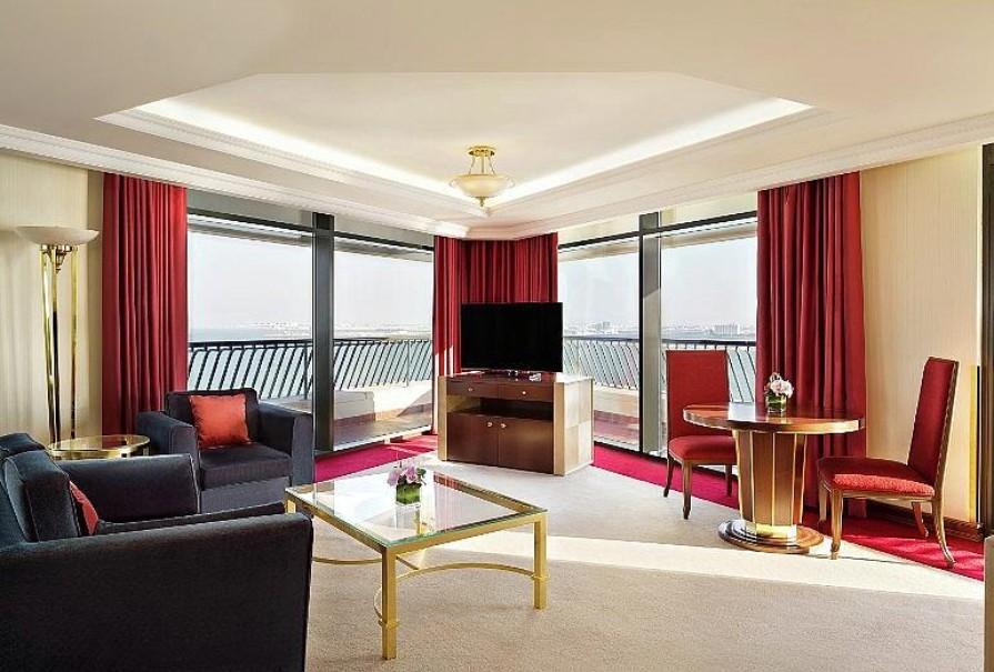 Sheraton Grand Hotel (fotografie 12)