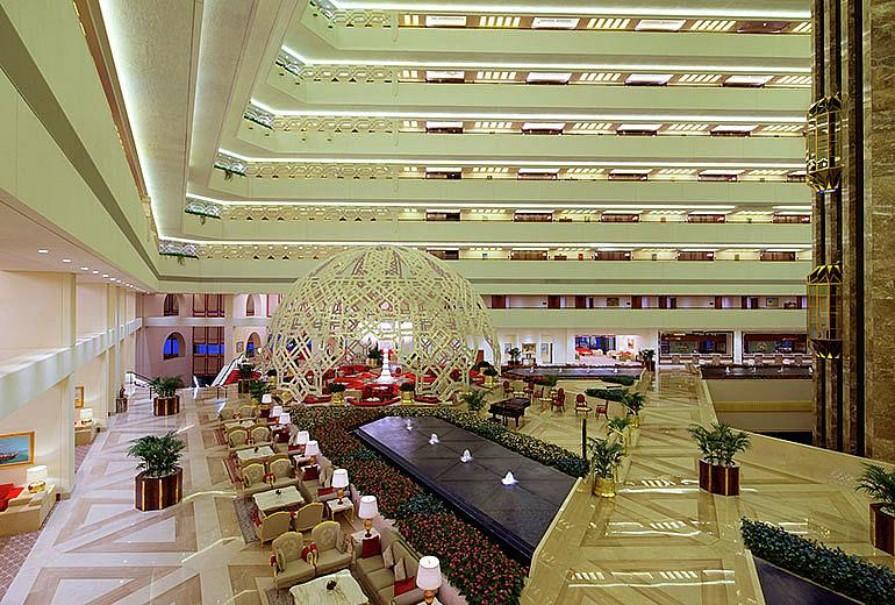 Sheraton Grand Hotel (fotografie 14)