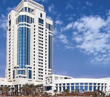 Hotel The Ritz Carlton Doha