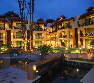 Long Beach Garden Hotel / Bangkok Palace Hotel