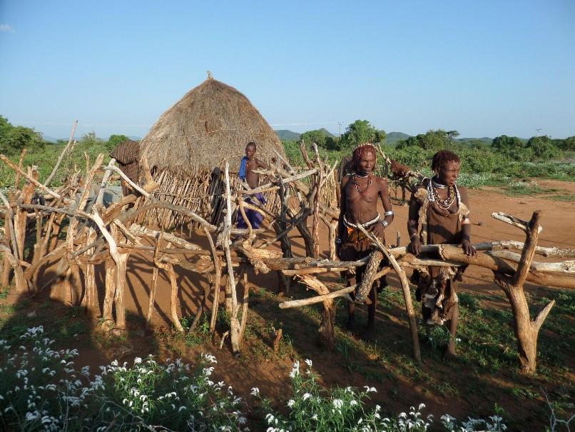 Velký okruh Etiopií (fotografie 7)