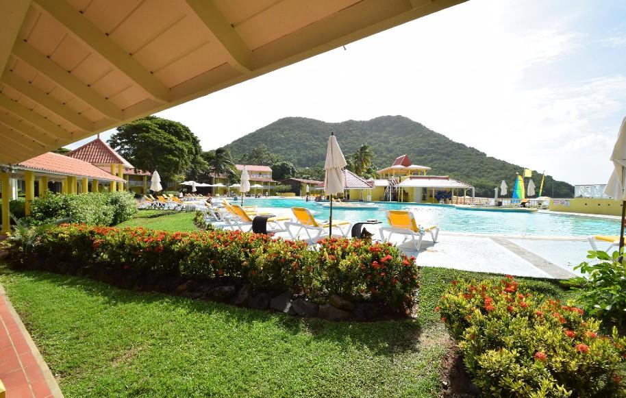 Hotel Papillon St. Lucia (fotografie 8)