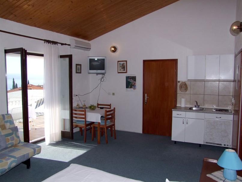Apartmány vybrané Baška Voda (fotografie 2)