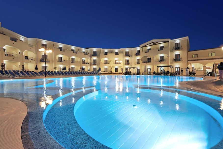 Hotel Blu Resort Morisco & Baja (fotografie 15)