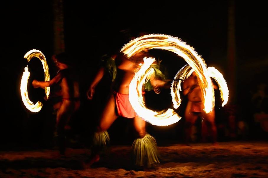 Francouzská Polynésie - Plavba (fotografie 12)
