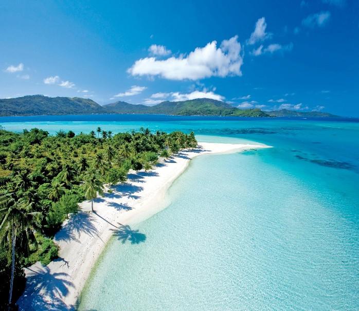Francouzská Polynésie - Plavba (fotografie 1)