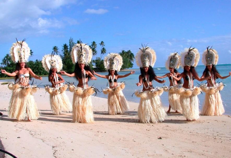 Francouzská Polynésie - Plavba (fotografie 13)