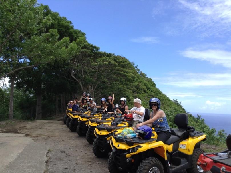 Francouzská Polynésie - Plavba (fotografie 14)