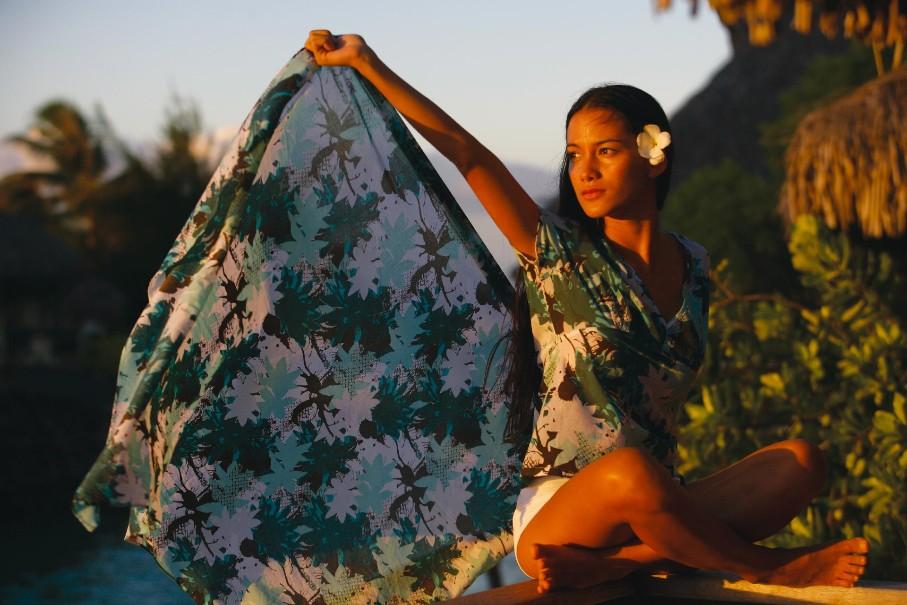 Francouzská Polynésie - Plavba (fotografie 19)