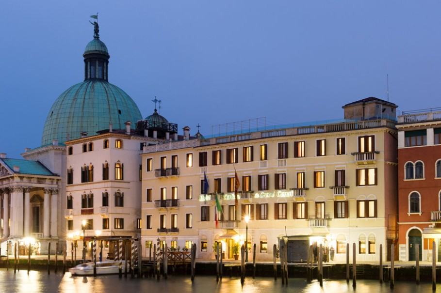 Hotel Carlton On The Grand Canal (fotografie 1)
