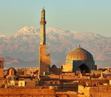 Írán – Tajemná perská říše