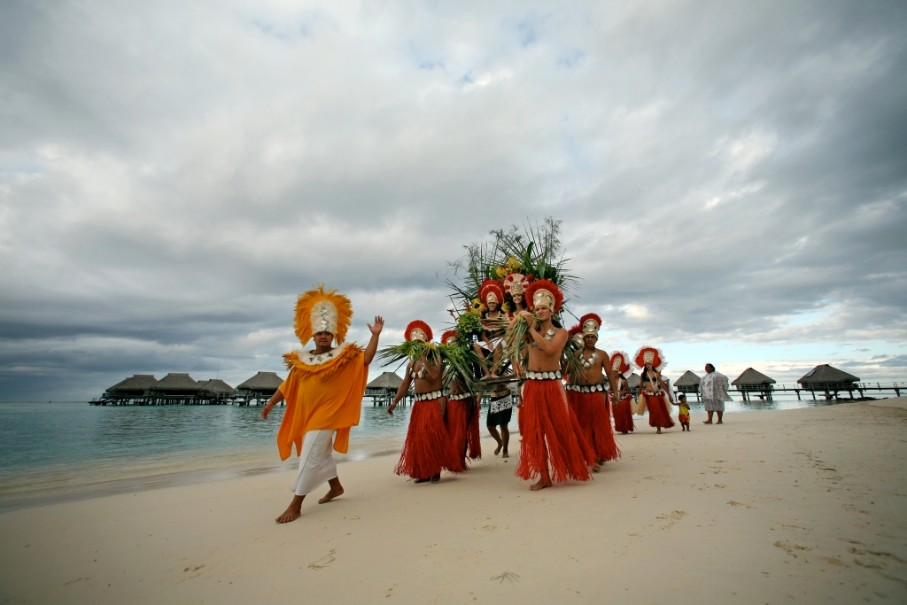 Hotel Hilton Moorea Lagoon Resort (fotografie 9)