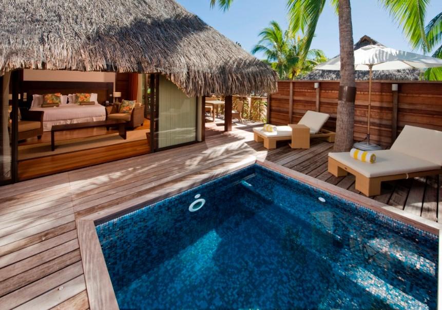 Hotel Hilton Moorea Lagoon Resort (fotografie 10)