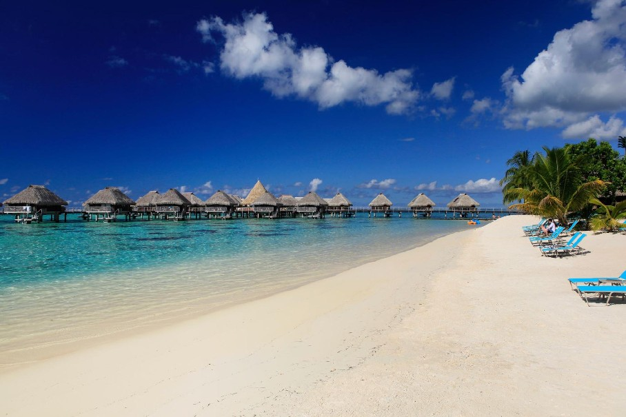 Hotel Hilton Moorea Lagoon Resort (fotografie 11)