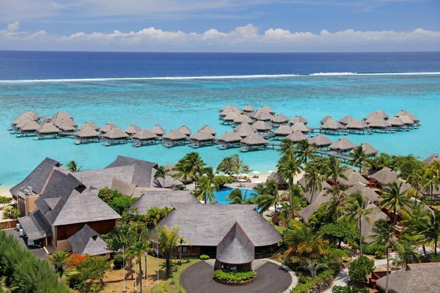 Hotel Hilton Moorea Lagoon Resort (fotografie 13)